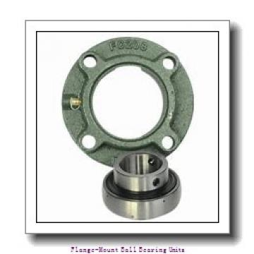 0.7500 in x 82.55 mm x 57.15 mm  Nice Ball Bearings (RBC Bearings) N6912TNTG18 Flange-Mount Ball Bearing Units