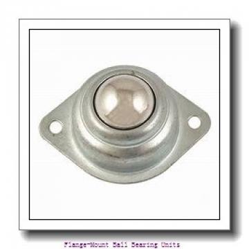 Link-Belt F3U231N Flange-Mount Ball Bearing Units