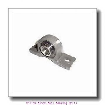1.4375 in x 4.6875  to 5.2500 in x 1.6875 in  SKF SY 1.7/16 TFW64 Pillow Block Ball Bearing Units