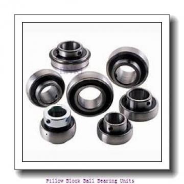 2.438 Inch | 61.925 Millimeter x 2.563 Inch | 65.09 Millimeter x 2.75 Inch | 69.85 Millimeter  Sealmaster NP-39 Pillow Block Ball Bearing Units