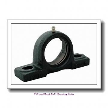 1.6250 in x 5.3125  to 6.0000 in x 1.9375 in  SKF SY 1.5/8 TF/W64 Pillow Block Ball Bearing Units