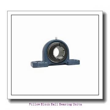 """1.5000 in x 4.9375  to 5.7500 in x 1.9375 in  SKF SY 1-1/2""""TF W64 Pillow Block Ball Bearing Units"""