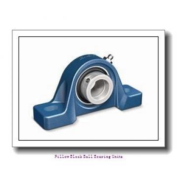 0.75 Inch | 19.05 Millimeter x 1.219 Inch | 30.963 Millimeter x 1.313 Inch | 33.35 Millimeter  Sealmaster NP-12 Pillow Block Ball Bearing Units