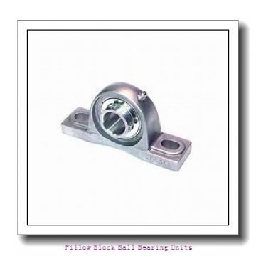 2.438 Inch | 61.925 Millimeter x 2.75 Inch | 69.85 Millimeter x 3 Inch | 76.2 Millimeter  Sealmaster MP-39 Pillow Block Ball Bearing Units