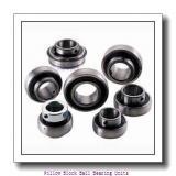 1.25 Inch   31.75 Millimeter x 1.688 Inch   42.87 Millimeter x 1.875 Inch   47.63 Millimeter  Sealmaster NP-20 Pillow Block Ball Bearing Units