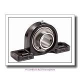 2.938 Inch   74.625 Millimeter x 3.25 Inch   82.55 Millimeter x 3.5 Inch   88.9 Millimeter  Sealmaster MP-47 Pillow Block Ball Bearing Units