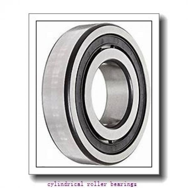 FAG NJ202-E-M1A-C3 Cylindrical Roller Bearings #1 image