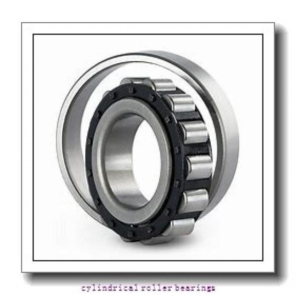FAG NU207-E-K-TVP2-C3 Cylindrical Roller Bearings #1 image