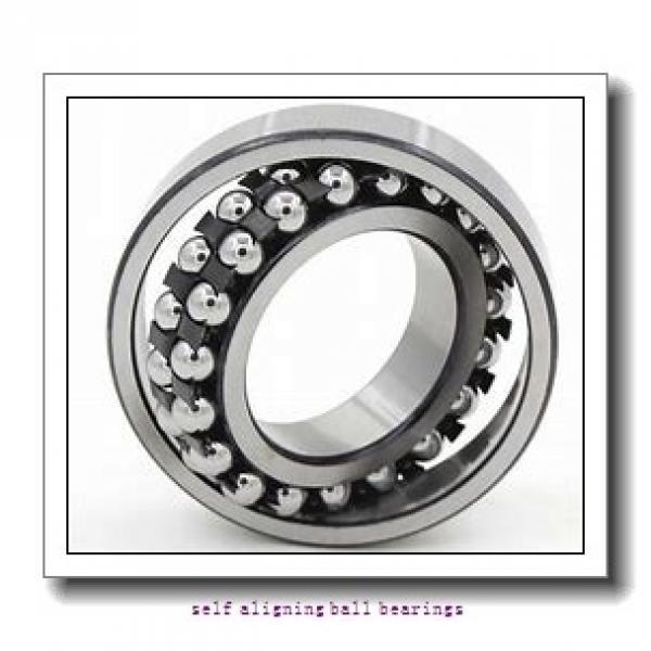 40 mm x 80 mm x 23 mm  FAG 2208-TVH Self-Aligning Ball Bearings #2 image