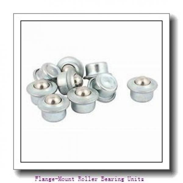 QM QAC15A300ST Flange-Mount Roller Bearing Units #1 image