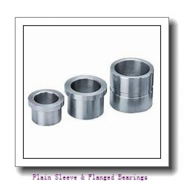 Bunting Bearings, LLC FF051202 Plain Sleeve & Flanged Bearings #1 image