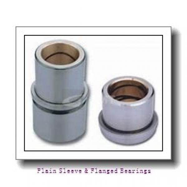 Boston Gear (Altra) B1214-6 Plain Sleeve & Flanged Bearings #1 image