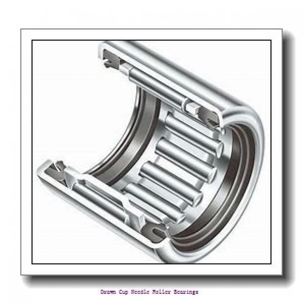 1-3/4 in x 2-1/8 in x 1 in  Koyo NRB GB-2816 Drawn Cup Needle Roller Bearings #1 image